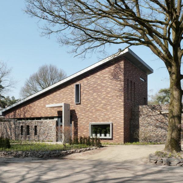 Nieuwbouw woonhuis te Deurne